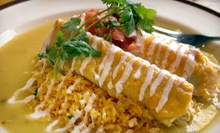 Mexican Food on SundayThursday or FridaySaturday at La Bamba Cafe (Half Off)