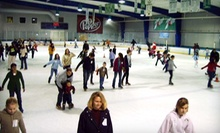 Ice Skating and Skate Rentals for Two or Four or Six Weeks of Skate School from Dr Pepper StarCenters (Up to 66% Off)