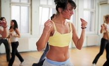 5 or 10 Zumba Classes at Valentina Zumba (Up to 57% Off)