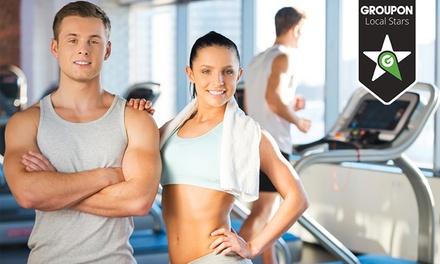 Fitness UP — 3 localizações: 3, 6, 9 ou 12 meses de acesso a ginásio em horário parcial ou total desde 24,90€
