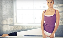 $25 for Six Adult Ballet Classes at Rescue Yoga ($72 Value) 