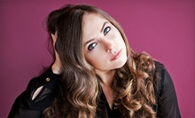 Haircut and Style with Optional Partial or Full Highlights at Simply Elegant Salon (Up to 71% Off)