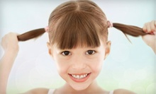 $6 for One Childs Haircut at Rock Stars Kids Hair Salon ($12.95 Value)