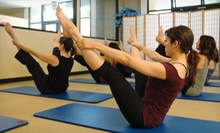 5 or 10 Pilates Mat or Booty Barre Classes at Core Pilates &amp; Physical Therapy (Up to 54% Off)