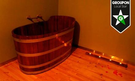 Flutuarte — Gondomar: banho de ofurô com opção de massagem relaxante desde 12,90€