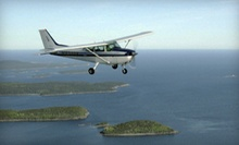 Belgrade Lakes Scenic Flight for Two or Three from Airlink LLC (Up to 44% Off)