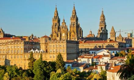 A Tafona do Peregrino — Santiago de Compostela: 1-3 noites para dois com comboio turístico e welcome gift desde 39€