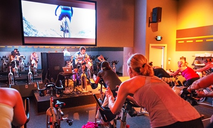 5 or 10 Indoor-Cycling or Rowing Classes at Row & Ride (Up to 65% Off)