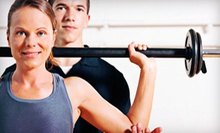 $39 for Three Personal-Training Sessions or Five Small-Group Sessions at Fitness Evolution, LLC (Up to $225 Value)