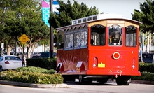 One-Day Hop-On, Hop-Off City Trolley Tour for One or Two from Millennium Trolley Tours (Up to 56% Off)