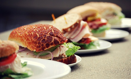 $12 for Four Groupons, Each Good for $6 Worth of Food at Lee's Deli ($24 Total Value)