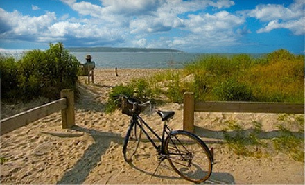 Winery Bike Tour for One or Two from North Fork Bike Tours (Up to 62% Off)