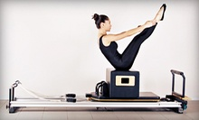 Five Pilates Mat or Three Group Pilates Reformer Classes at Joy of Movement Pilates & Gyrotonic Studio (Up to 63% Off)