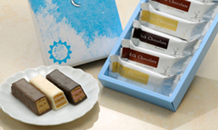 Image result for shiroi koibito chocolate