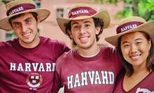 Harvard Walking Tour for Two, Four, or Six from Trademark Tours (Up to 53% Off)