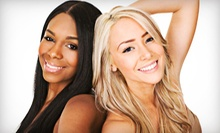 Haircare Services from Restoration Hair Salon + Spa (Up to 63% Off). Three Options Available.