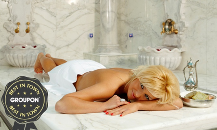 Crystal Palace Spa - Marylebone: Crystal Palace Spa: Turkish Hammam or Moroccan Bath With Full Body Mask from £45 (Up to 70% Off)