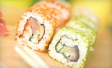 $10 for $20 Worth of Korean and Japanese Food at New Seoul Garden
