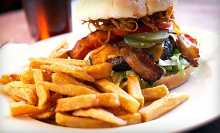 $25 for $50 Worth of Casual American Cuisine for Dinner at Gillette Ridge Restaurant