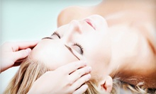 $59 for a Spa Package with 60-Minute Massage, Facial, Pedicure, and Hand Treatment at Imagine You New ($278 Value)