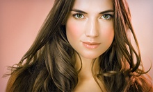 Hairstyling Services at Casa De Bellini Salon &amp; Spa (Up to 65% Off). Four Options Available.