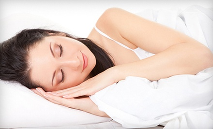 Mattress Sets at Elite Sleep (Up to 75% Off). Two Options Available.