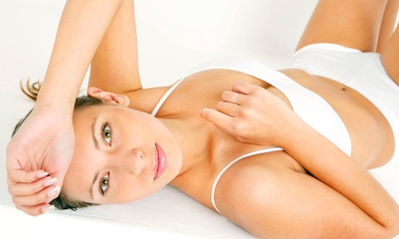 One Year of Laser Hair-Removal Treatments at Enhanced Beauty Care (Up to 96% Off). Two Options Available.