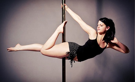 Four Level One Pole Dance Classes for One or Two at Brass Belles (Up to 74% Off)