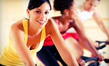 10 or 20 Indoor Cycling Classes or Three-Month Class Package at Cycle Evolution RealRyder Fitness Studio (Up to 78% Off)