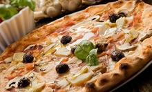 Pizza Meals at Super Pizza One (Up to 54% Off). Two Options Available.