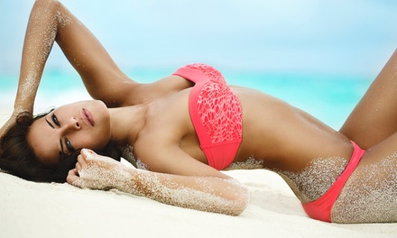 One Spray Tan or One or Two Rapid Spray Tans at Cameo's Salon & Spa (Up to 55% Off)