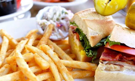 $19 for $30 Worth of American Food and Drinks at Gaspar's Patio Bar & Grille