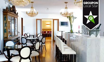 Casa Branca Restaurante — Gaia: jantar de inspiração portuguesa para duas pessoas por 44€