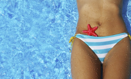 $20 for One Brazilian Wax at Pretty Pum Pum ($45 Value)