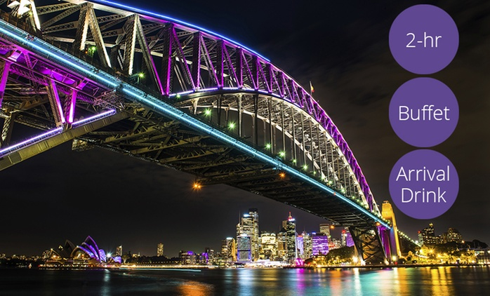 Vivid Festival Cruise with Food