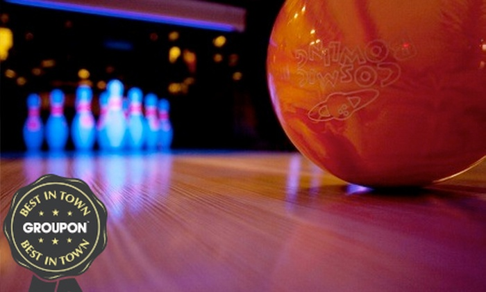 LeisureBox - Birmingham: Ice Skating and Bowling For One (£5), Two (£10) or Family (£20) at Leisure Box (50% Off)