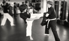 6 Martial-Arts Classes with Uniform or 10 TMMA Ultimate Fitness Classes at TM Martial Arts (Up to 74% Off)