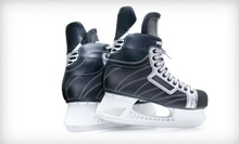 $25 for 10 Skate Sharpenings, or $15 for $30 Worth of Sports Gear and Equipment at Play it Again Sports
