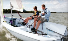 Introductory Sailing Class for One, Two, or Four at Sailing Fanatics (Half Off)