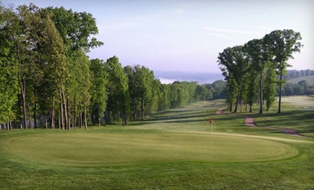18 Holes of Golf for Two or Four with Cart Rental and Range Balls at Birdsfoot Golf Club (Up to 55% Off)