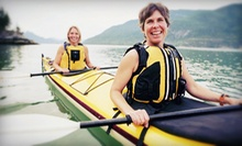 $59 for a Two-Hour Kayak Adventure for Two from Mountain Valley Guides ($120 Value)