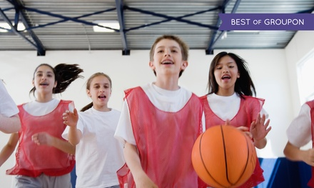 $95 for a Kids' Basketball Camp for One at Premier Athletic Complex ($195 Value)