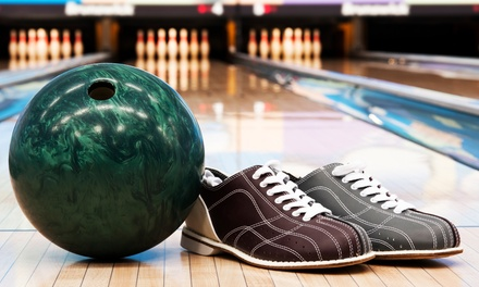 Bowling with Shoes, Popcorn, and Sodas for Two or Six at Bellair Lanes (Up to 47% Off)