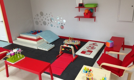 Two Open-Play Passes at Play and Learn Cafe (40% Off)