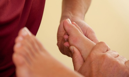 Reflexology or Massage at DQ Luxury Reflexology Massage & Relaxation Retreat (Up to 60% Off). Three Options Available.