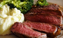 American Food for Dinner at Remington's Steak & Seafood (Half Off). Four Options Available.