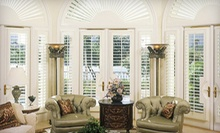 $59 for $200 Worth of Window Coverings with In-Home Consultation and Free Installation by Discount Window Focus