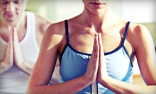 10 or 20 Yoga, Barre, and Belly-Dancing Classes at The Yoga Nest (Up to 66% Off)
