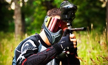 All-Day Paintball Outing for Five or Admission for Up to Six at Midway Paintball Facility in Vacaville (Up to 83% Off)