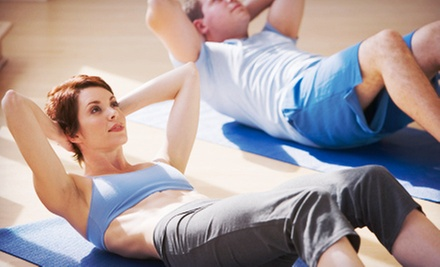 5 or 10 Boot-Camp Classes at Star Fitness (Up to 56% Off)